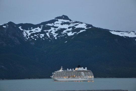 Gran Viatge en creuer per Alaska, les Aleutianes i Inside Passage
