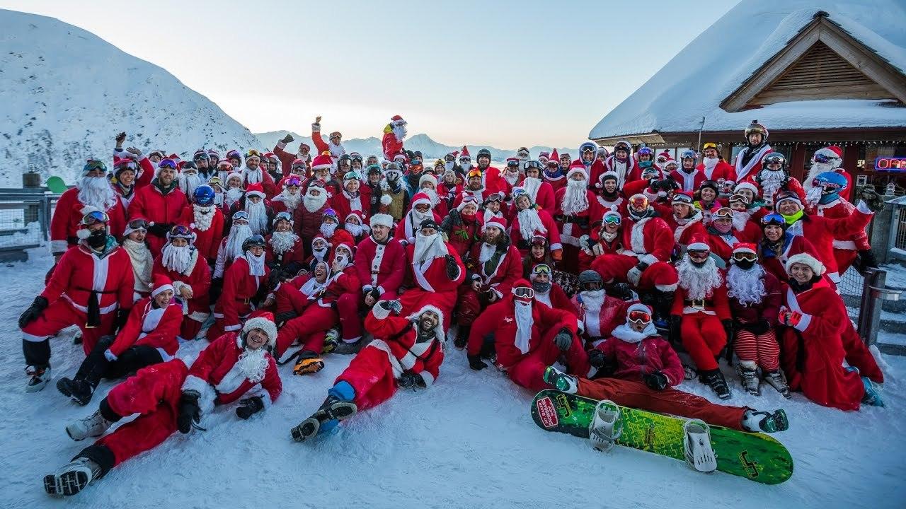 Esquiar sense pagar a Alaska