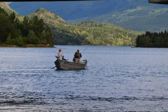 Permisos de pesca a Alaska