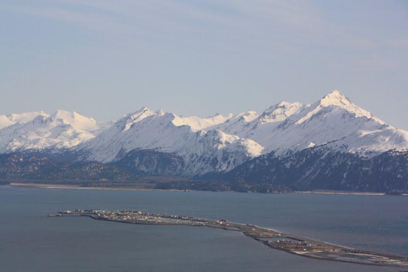 Homer, Alaska, com Eivissa