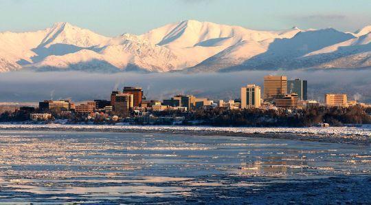 Alaska a la Viquipèdia