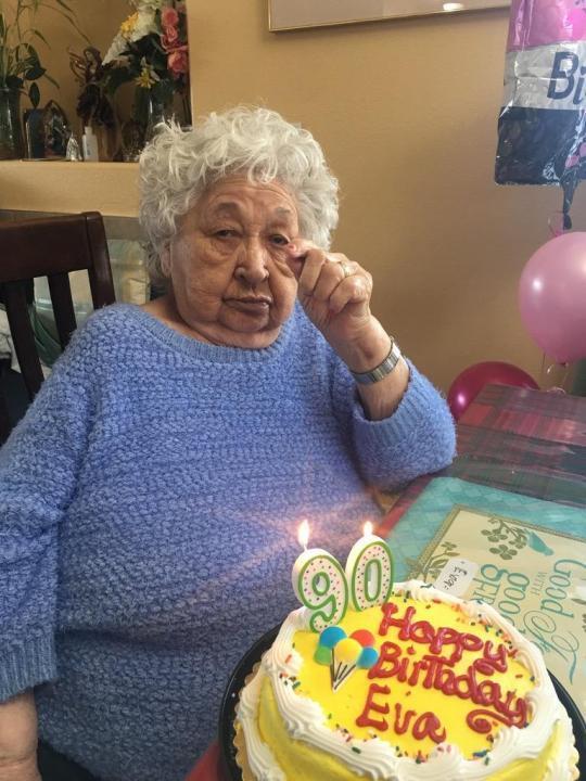 Kashega elder Eva Tcheripanoff dies at age 90 – Alaska Public Media