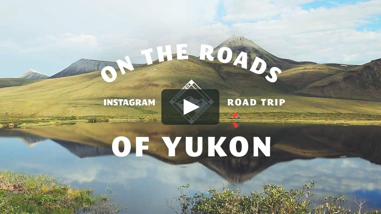 Instagramers de viatge pel Yukon