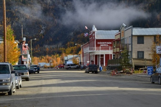 L'or torna a Dawson City