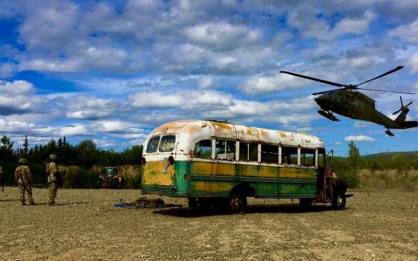 L'autobús 142, traslladat a un museu