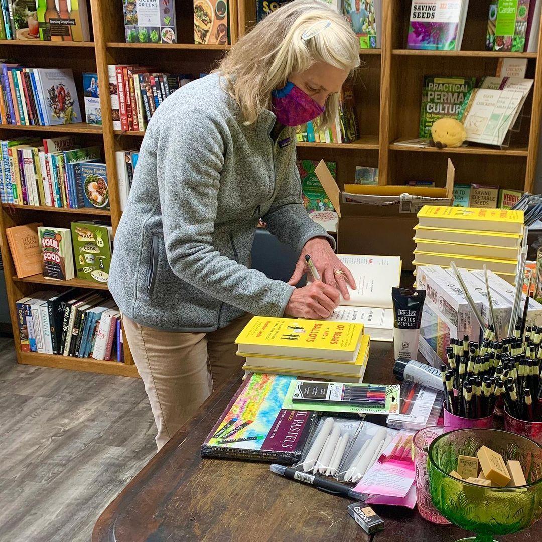 La llibreria de Haines